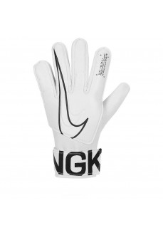 Guantes de fútbol Nike Jr. Match Goalkeeper Blanco GS3883-100