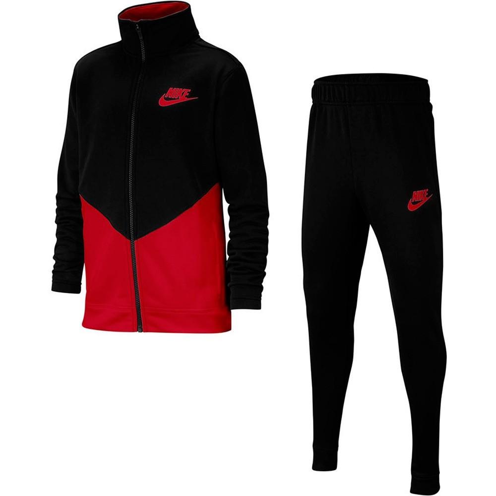 Chandal Nike Niño/a Nsw Core Trk Negro/Rojo BV3617-010
