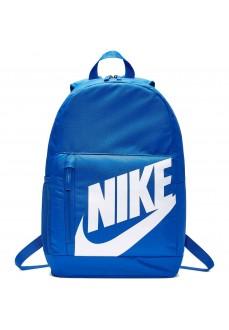 Mochila Nike Elemental Azul Royal con Logo Blanco BA6030-480