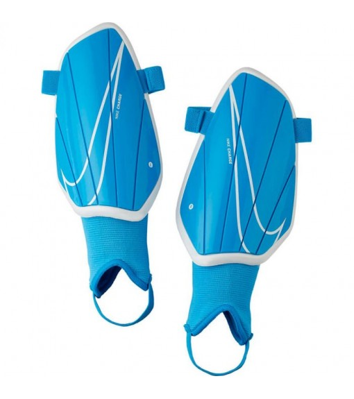 Nike Shin Guard Charge Blue/White SP2164-486 | Football accessories | scorer.es