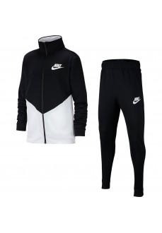 Chandal Nike Niño/a Sportswear Negro/Blanco BV3617-011 | scorer.es