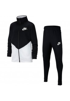 Chandal Nike Niño/a Sportswear Negro/Blanco BV3617-011
