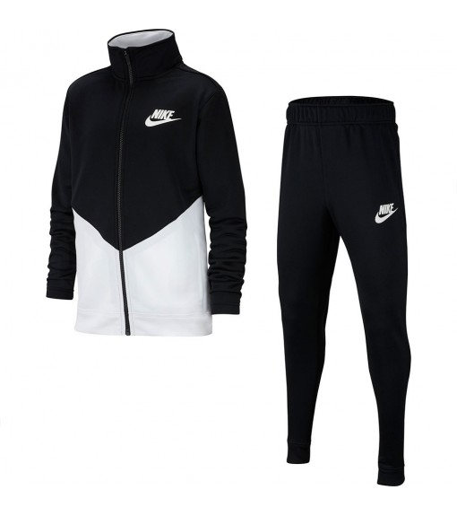 Chándal Nike Sportswear negro blanco infantil