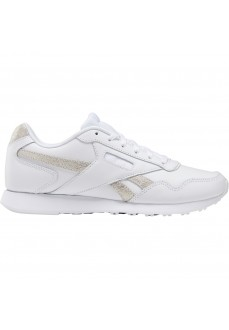 Reebok Women's Trainers Royal Glide LX White/Silver DV6836 | Low shoes | scorer.es
