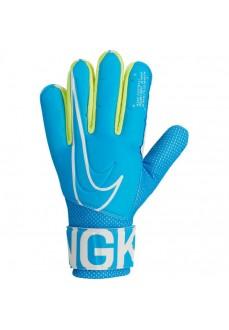 Guantes Nike Niño/a Gk Match Jr Azul/Blanco GS3883-486