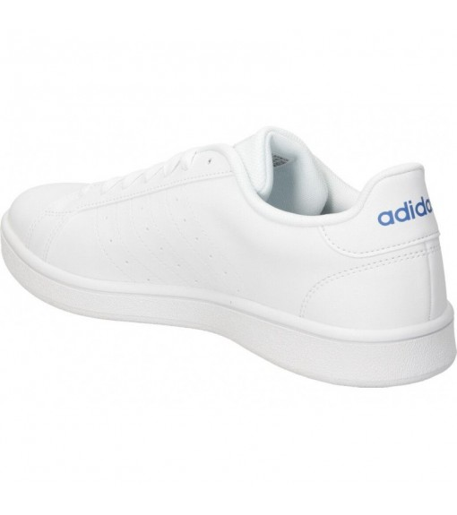 Adidas Men's Trainers Grand Court Base White Blue and Red Lines EE7901 | Low shoes | scorer.es