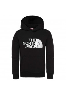 Sudadera The North Face Niño/a Drew Peak Po Hdy Negra T933H4KX7