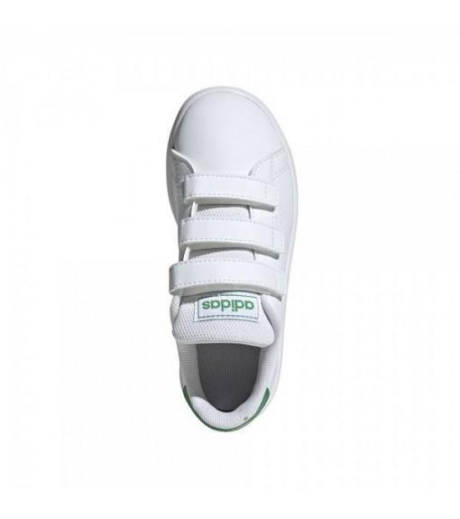 zapatillas adidas niño verde