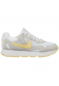 Zapatillas Mujer Nike Delfine Blanco/Amarillo/Gris AQ2230-104