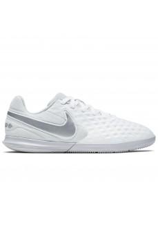 Nike Kids' Trainers Jr Legend 8 Club IC White/Grey AT5882-100