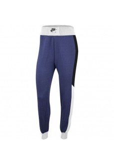 Nike Women's Trousers Air Blue/White/Black BV4775-557 | Long trousers | scorer.es
