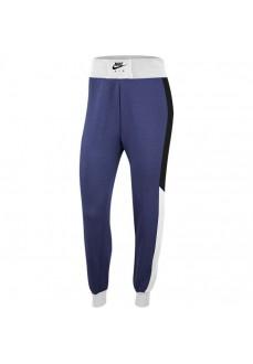 Pantalón Largo Mujer Nike Air Azul/Blanco/Negro BV4775-557