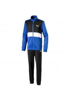 Chandal Niño Puma Poly Suit CL Marino/Azul 580312-39   scorer.es