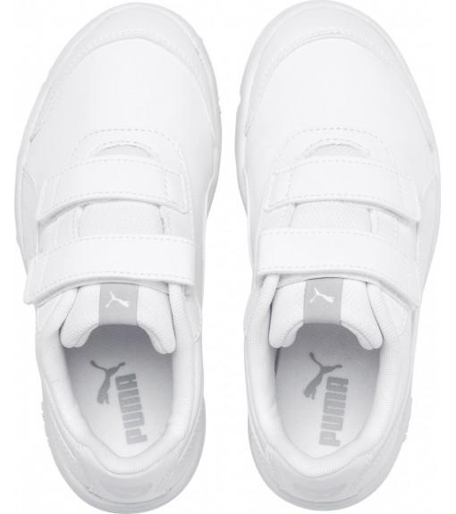 Puma Kids' Trainers Stepfleex 2 SL VE White 192522-01 | No laces | scorer.es