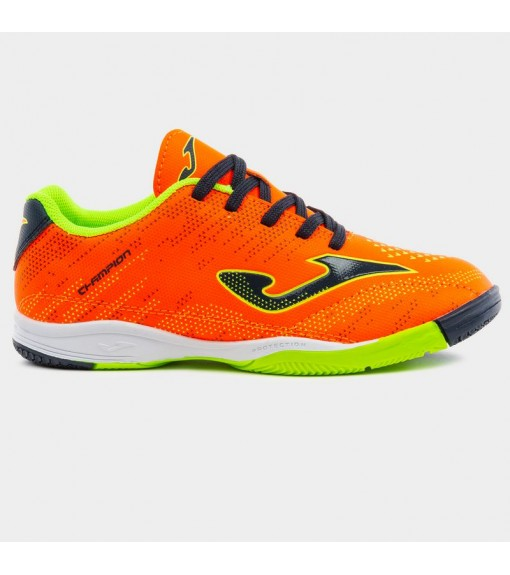 Joma Kids' Trainers Champion Jr 908 IN Orange CHAJW.908.IN | Football boots | scorer.es