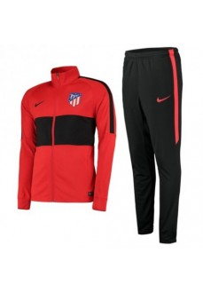 Chandal Niño/a Nike Atlético de Madrid 2019/2020 Rojo/Blanco AO6747-600