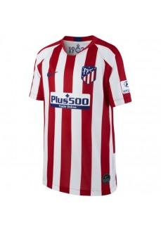 Camiseta Niño/a Nike Atlético De Madrid 2019/2020 Rojo/Blanco AJ5792-612