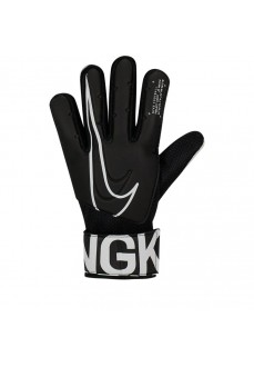 Guantes Nike Niño/a Jr. Match Goalkeeper Negro/Blanco GS3883-010