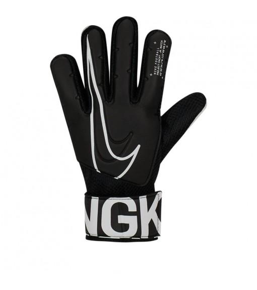 Nike Kids' Gloves Jr. Match Goalkeeper Black/White GS3883-010 | Goalkeeper Gloves | scorer.es