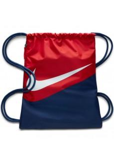 Gymsack Nike Heritage Azul/Rojo BA5903-492