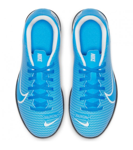 Zapatilla Niño/a Nike Jr. Mercurial Vapor 13 Club IC Azul/Blanco AT8169-414   scorer.es