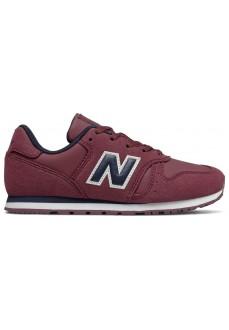 Zapatilla Niño/a New Balance Footwear Granate/Marino YC373-CC | scorer.es