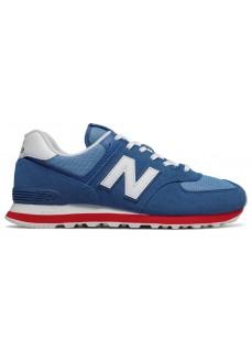 Zapatilla Hombre New Balance Footwear Azul/Blanco ML574-ERG | scorer.es