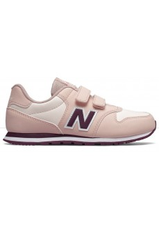 Zapatilla Niño/a New Balance Q319 Rosa/Granate IV500-EB | scorer.es