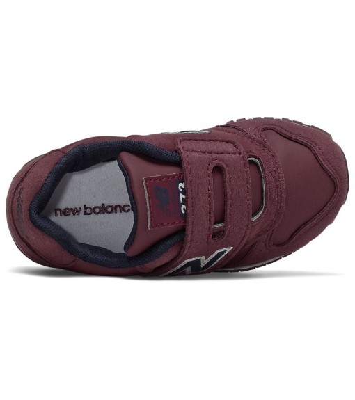 New Balance Kids' Trainers Q319 Maroon/Navy Blue IV373-CC | No laces | scorer.es