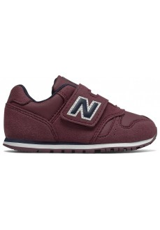 New Balance Kids' Trainers Q319 Maroon/Navy Blue IV373-CC