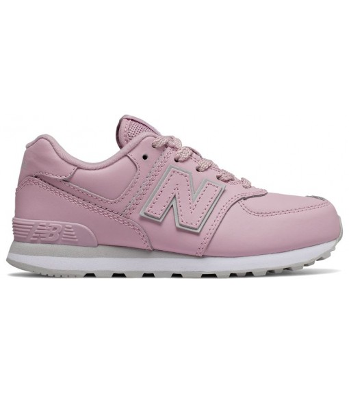 New Balance Women's Trainers Essential 574 Pink GC574-ERP | Low shoes | scorer.es