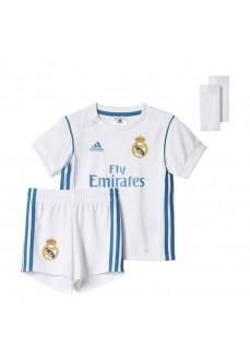 Equipación Adidas Real Madrid para niño/niña