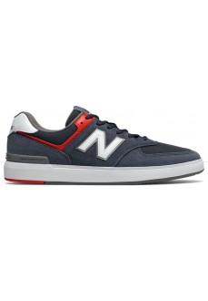 Zapatilla Hombre New Balance Footwear Marino AM574NVR | scorer.es