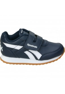 Reebok Kids' Trainers Royal Classic Navy Blue/White DV9463