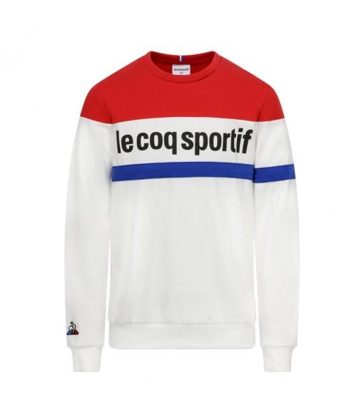 Lecoq Kids' Sweatshirt Tricolore White/Red/Blue 1921025 | Sweatshirt/Jacket | scorer.es