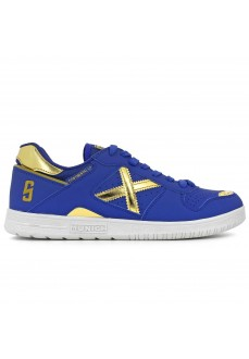 Munich Men's Trainers withtinental V2 05 Navy Blue/Gold 4104005