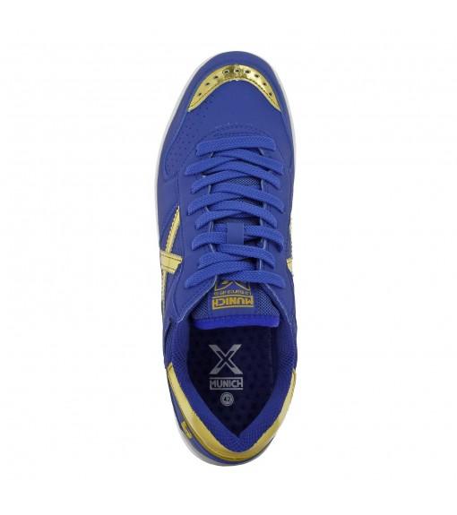 Munich Men's Trainers withtinental V2 05 Navy Blue/Gold 4104005 | Football boots | scorer.es