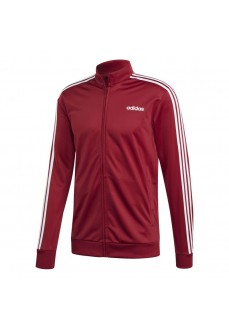 Sudadera Hombre Adidas Essentials 3-Stripes Granate EI4891