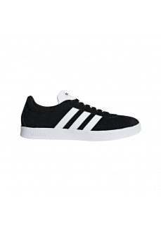 Zapatilla Hombre Adidas VL Court 2.0 Negra/Blanco DA9853 | scorer.es