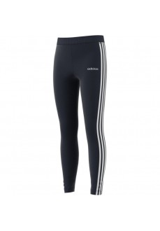 Adidas Girl's Tights Essentials 3-Stripes Tights Navy Blue White Lines EH6164