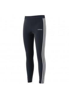 Adidas Girl's Tights Essentials 3-Stripes Tights Navy Blue White Lines EH6164 | Mesh | scorer.es