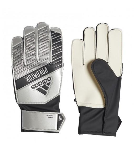 Adidas Gloves X Youth Predator Training Black/Grey DY2609 | Goalkeeper Gloves | scorer.es