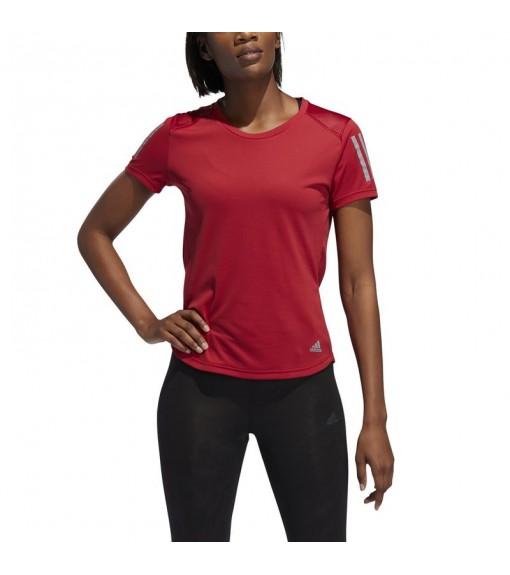 Camiseta Mujer Adidas Own the Run Granate DZ2263 | scorer.es