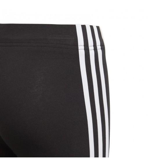 Adidas Girls' Tights Esentials 3 Stripes Black/White DV0367 | Kid's Tights | scorer.es