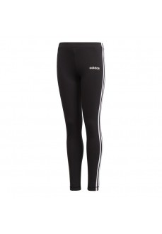 Adidas Girls' Tights Esentials 3 Stripes Black/White DV0367