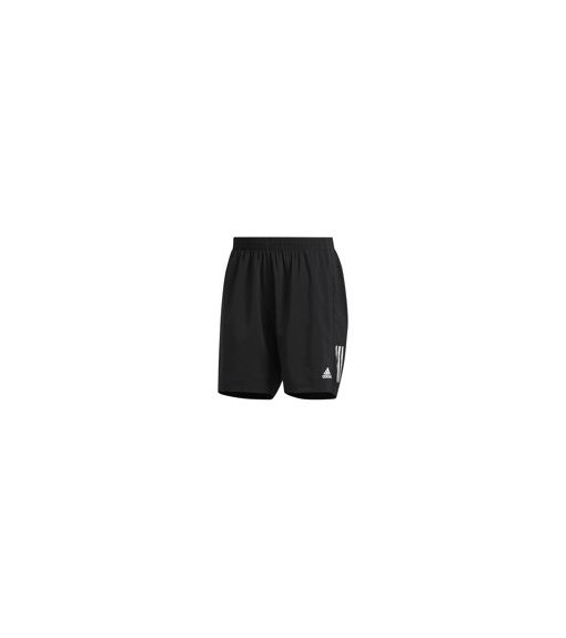 Adidas Men's Shorts Own the Run Black White Lines DQ2557 | Running Trousers/Tights | scorer.es