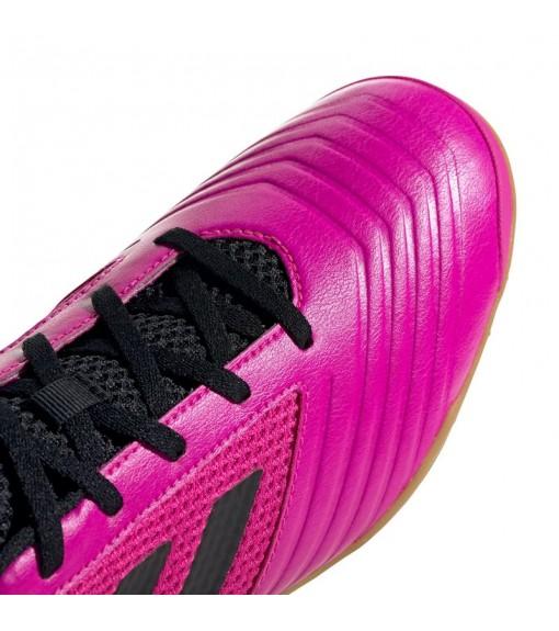 Adidas Men's Trainers Predator 19.4 IN SA Fuchsia Black Lines EG2826 | Football boots | scorer.es