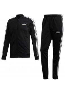 Chandal Hombre Adidas Mts B2BAS 3S Negro Lineas Blancas DV2448