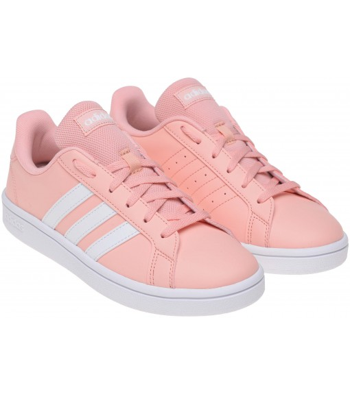 Adidas Women's Trainers Grand Court Base Pink/White EE7481   Low shoes   scorer.es