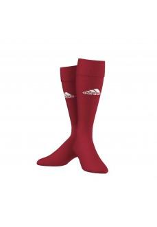 Calcetines de fútbol Adidas Milano Rojo/Blanco